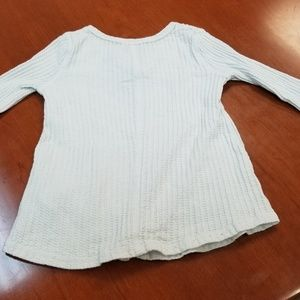 4/5 years old l/s knit top